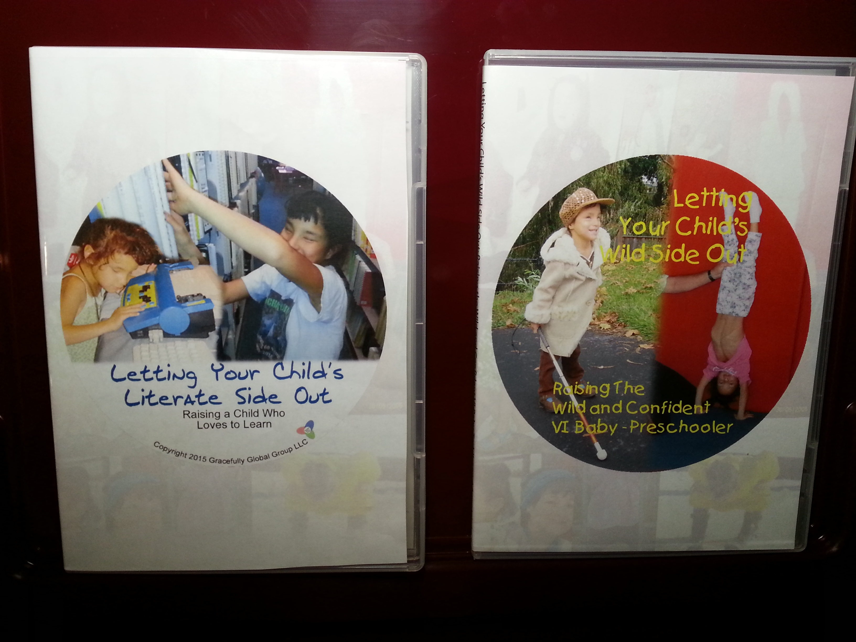 TWO DVD SET