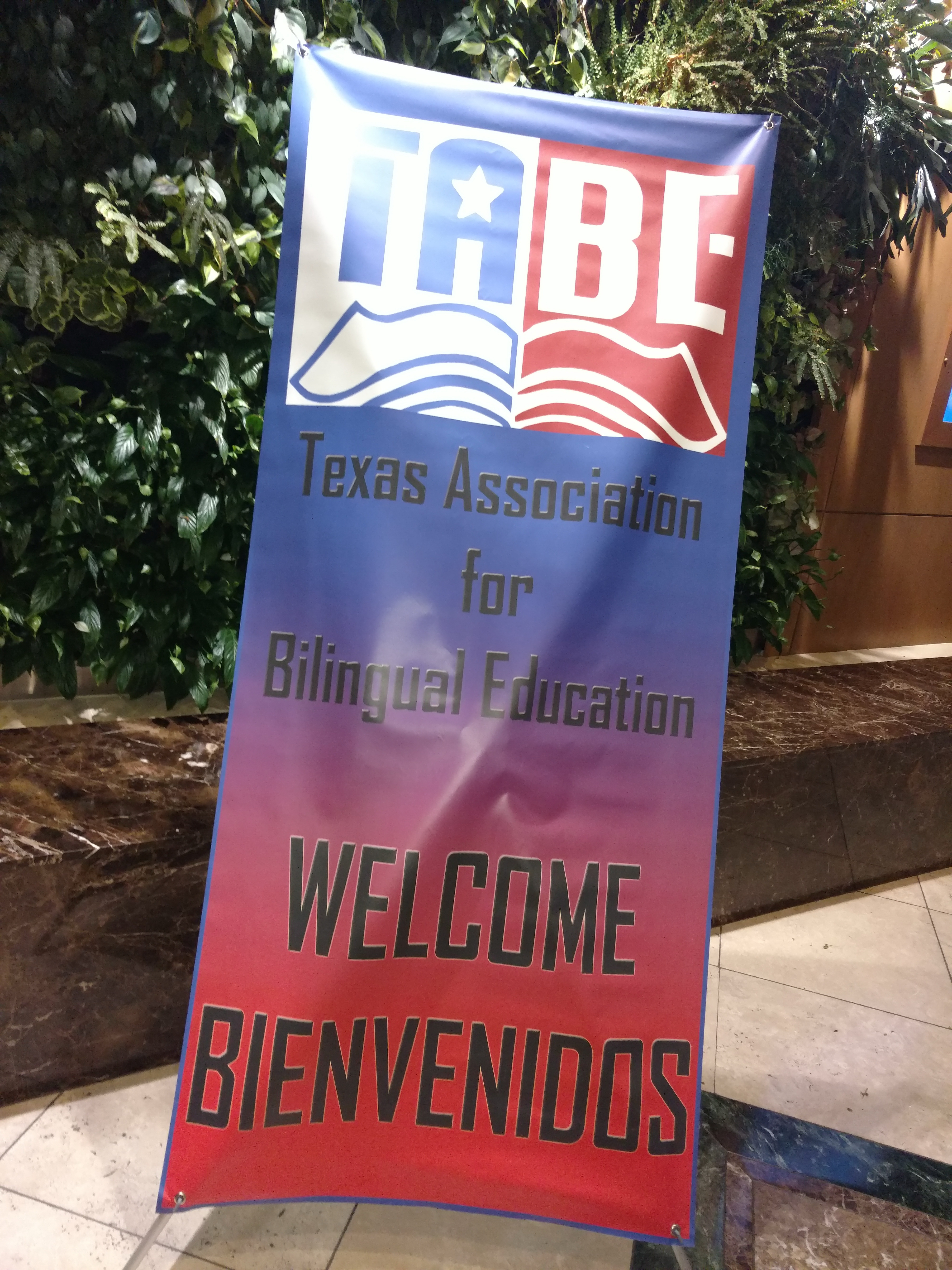 TABE 2016 banner